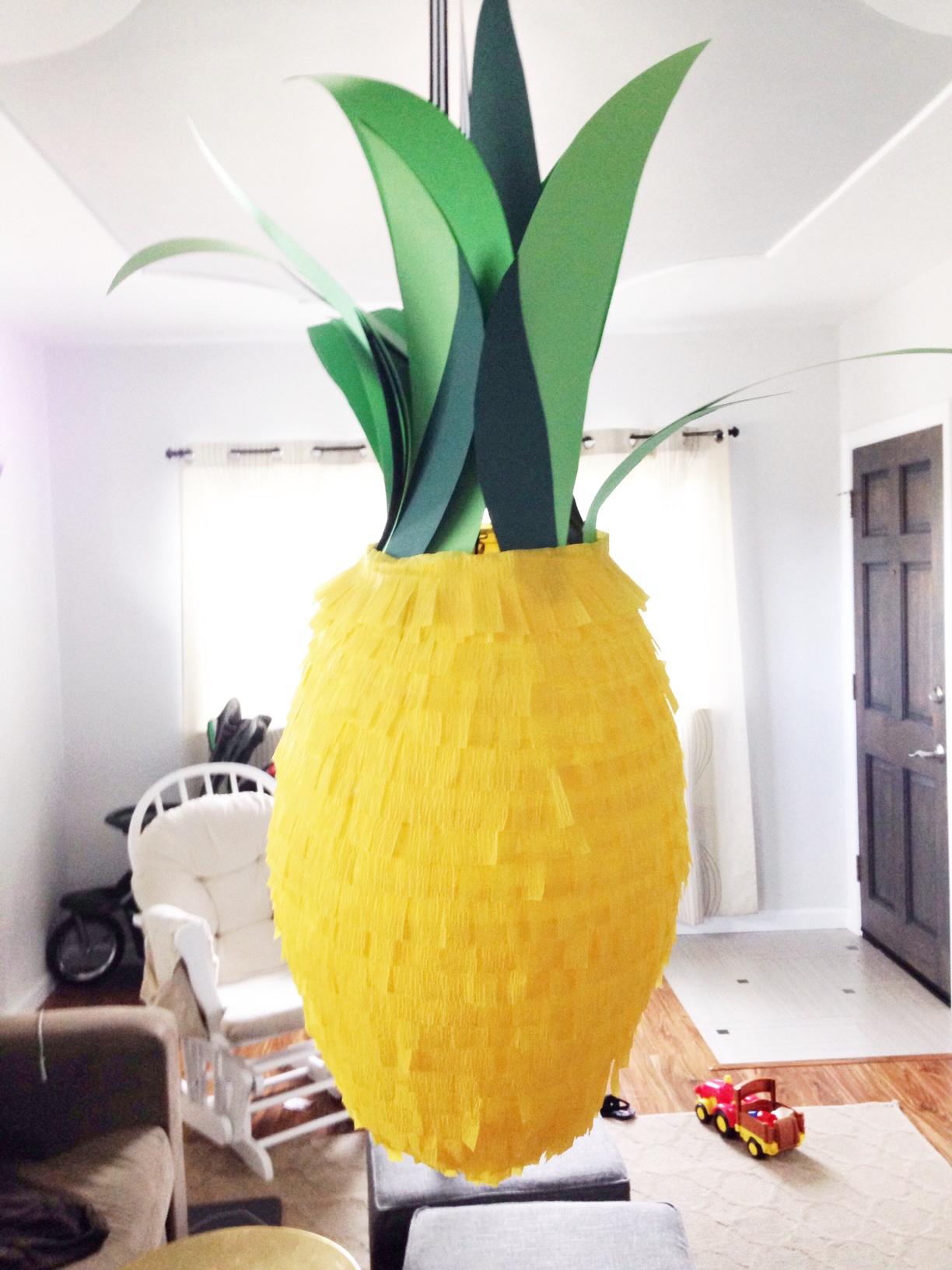 Jace's California Pineapple Birthday Party – CherJoy Blog